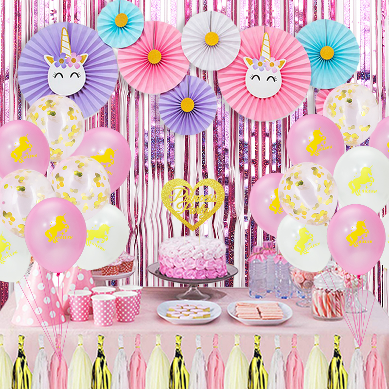 Wholesale Bulk Birthday Party Decoration Kits China Suppliers Manufacturers Mioparty